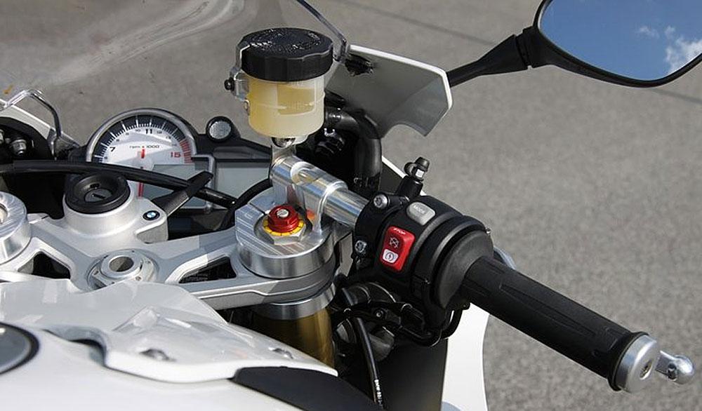 ¿Cuáles son los distintos tipos de líquidos de freno para Motos?