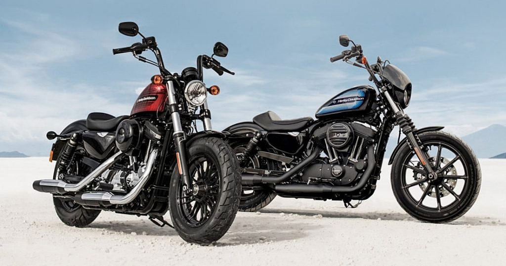 HARLEY-DAVIDSON lanza la Iron 1200 y la Forty-Eight Special