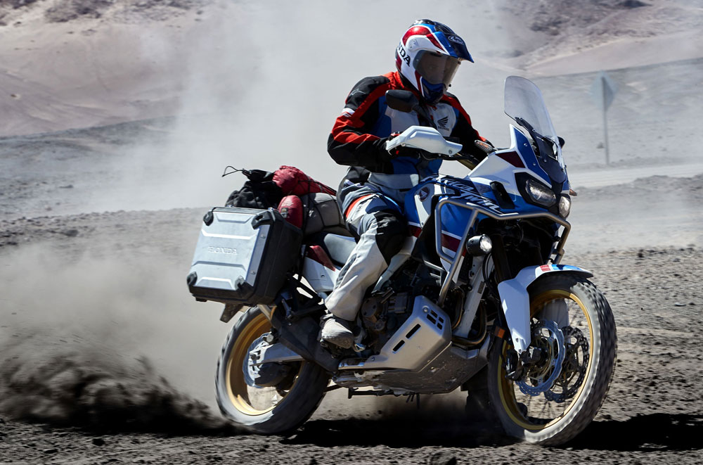 honda africa twin adventures