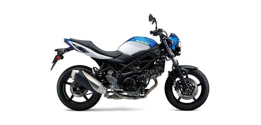 Nueva Suzuki SV650