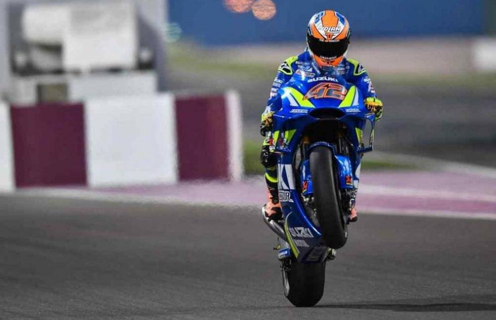 MotoGP: Johann Zarco el más rápido en la última prueba de Qatar
