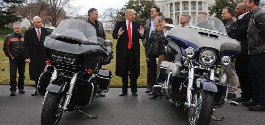 Comenzó a regir el impuesto a las motos americanas que ingresen a la Unión Europea