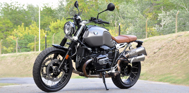 Indian contrató al diseñador de la BMW R NineT
