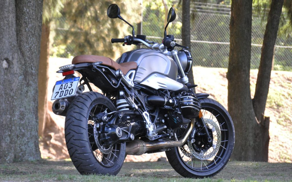 Test Ride BMW R nineT Scrambler