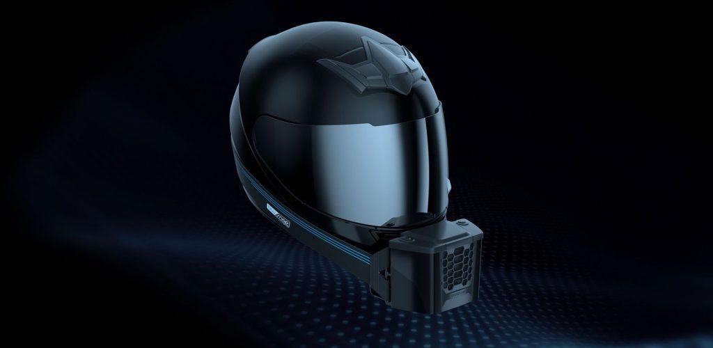 Aire acondicionado para cascos