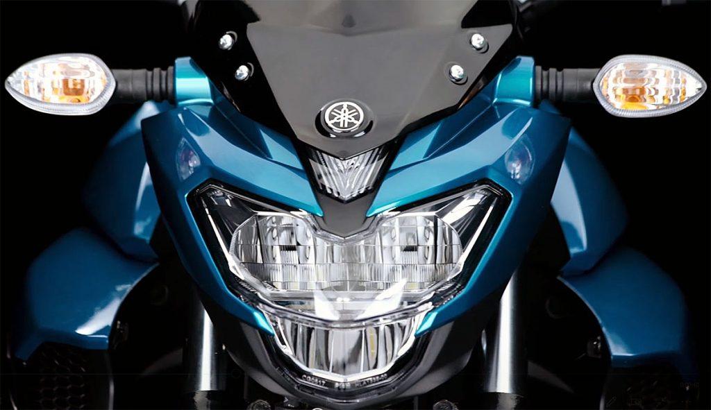 Presentación Yamaha FZ 25 en Argentina