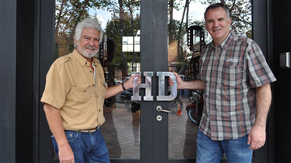 Harley Davidson reunió en Buenos Aires a más de 100 concesionarios de toda América