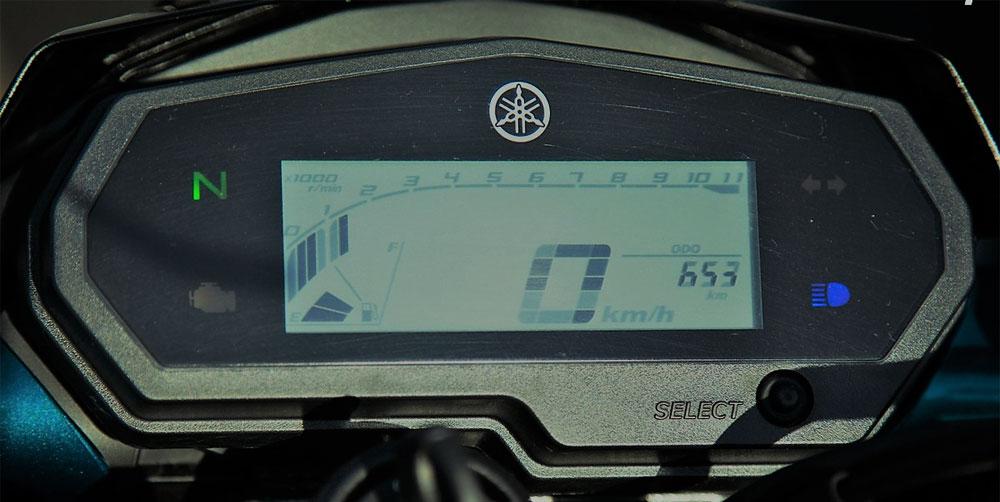 Primer contacto Yamaha FZ 25