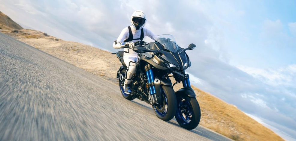 Novedades: Yamaha fabricará más motos de 3 ruedas
