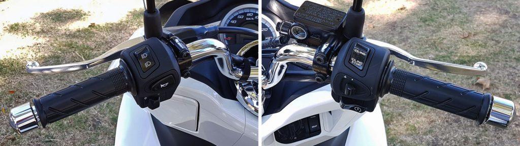 Test Ride Honda PCX150