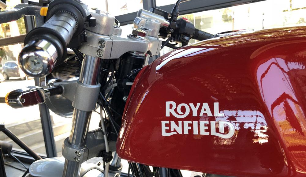 royal einfield