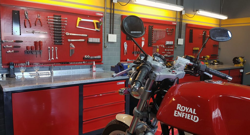 servicio tecnico Royal Enfield