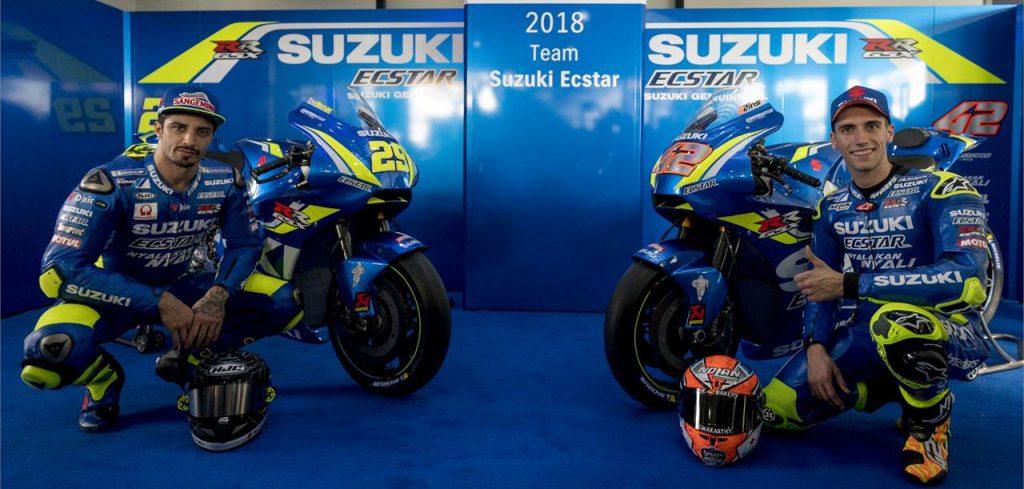 SUZUKI Motos Argentina con un exclusivo stand en el Moto GP junto a la V-STROM 250 y la Burgman 200
