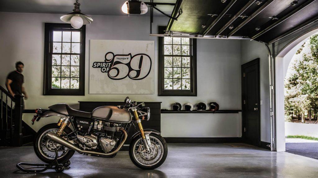La Triumph Bonneville cumple 59 años