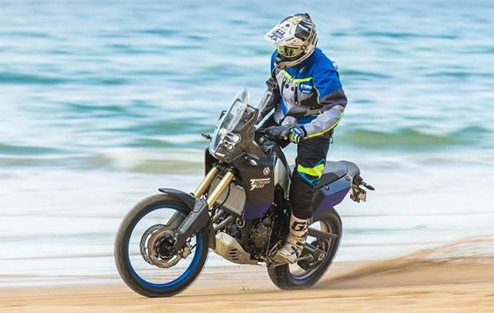 Adelanto: Nueva Yamaha Ténéré 700