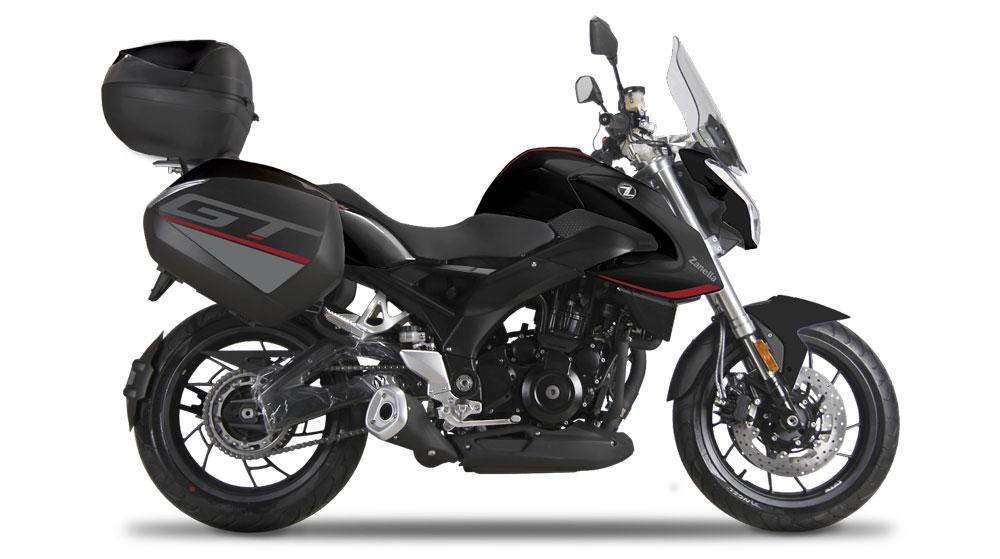 Zanella presenta su nueva moto RZ7i de 650 cc en Argentina
