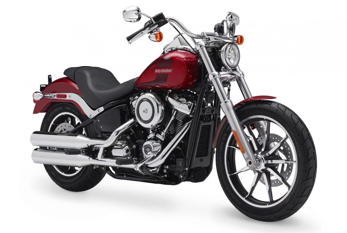 Harley-Davidson presentó en Argentina su nueva Low Rider desde u$s 38.200