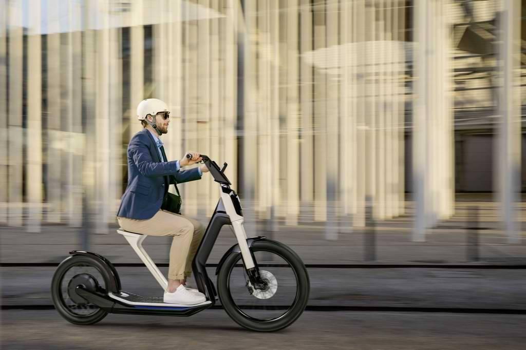 Streetmate: el ciclomotor eléctrico de Volkswagen