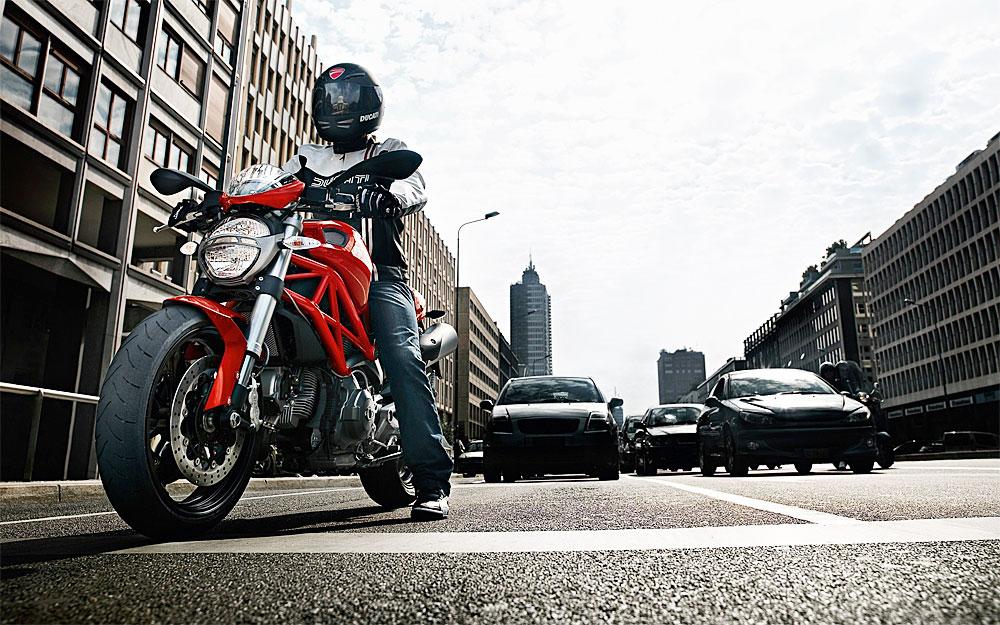 Ducati equipará con radares a sus motos para el 2020