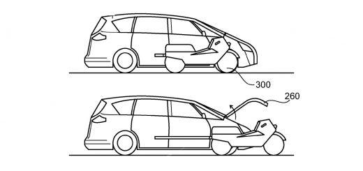 Ford patentó el diseño de un auto al estilo BATIMOVIL
