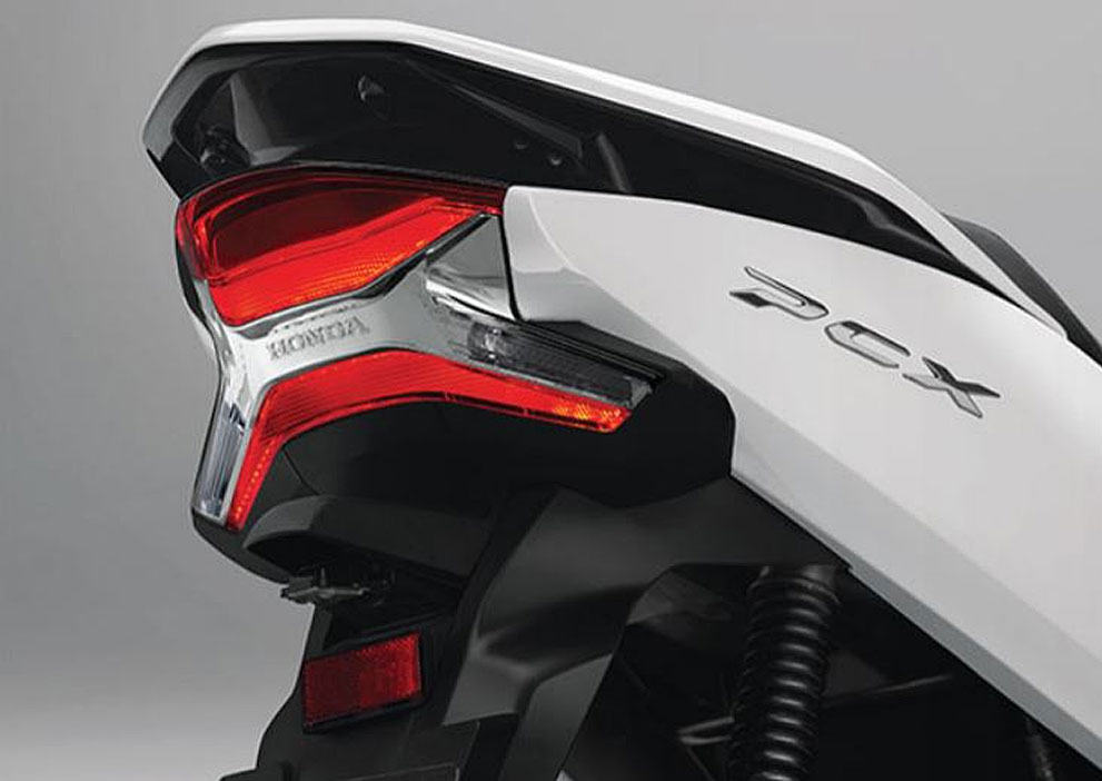 Honda reveló el nuevo scooter Honda PCX150 para el 2019