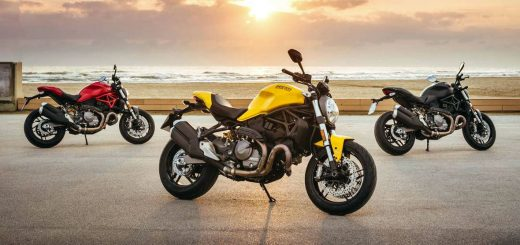 gama ducati monster