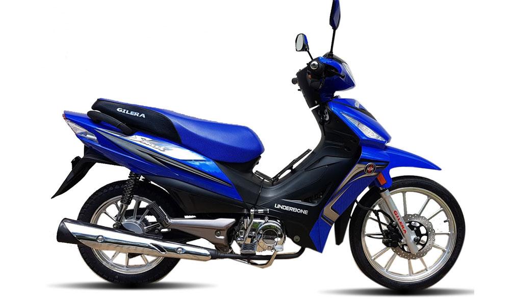 La Zanella ZB 110 vuelve a ser la moto más patentada, ahora durante el mes de Marzo