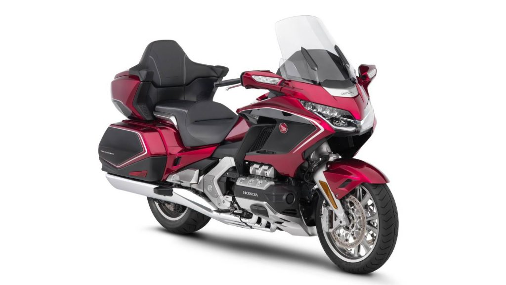 Nueva Honda GoldWing 2018
