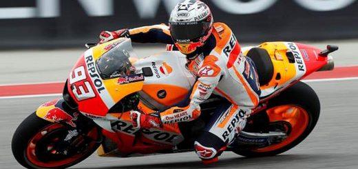 MotoGP: Marc Marquez se llevó el Gran Premio de las Americas en Estados Unidos