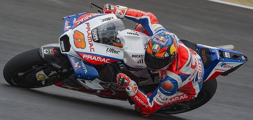 MotoGP: Miller con la Ducati sorprendió en el GP de Argentina y se llevó la pole