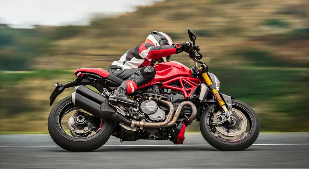 La Ducati Monster cumple 25 años