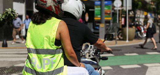 moto chaleco