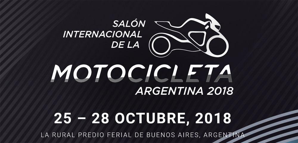 El Salón Internacional de la Motocicleta Argentina ya tiene su página web