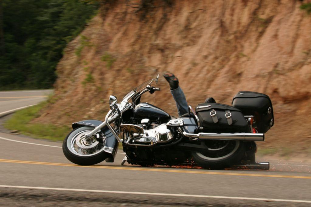 Las 10 cosas que un motociclista no debe hacer
