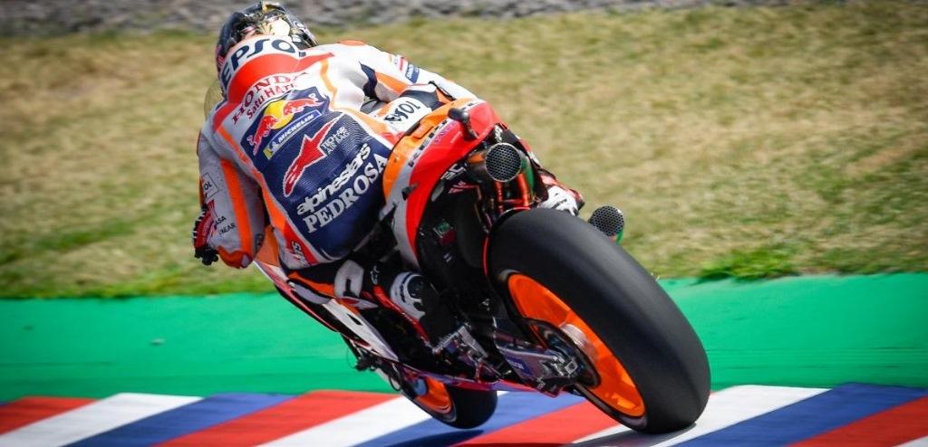 MotoGP: Pedrosa el mejor tiempo en la primera ronda de pruebas del GP de Argentina