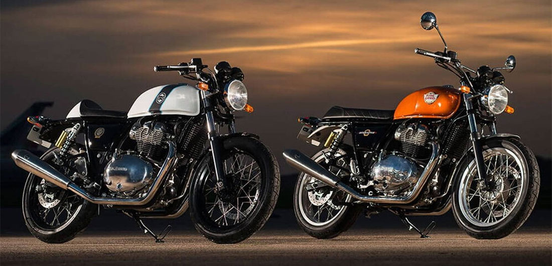 novedades Royal Enfield 2019 re continental