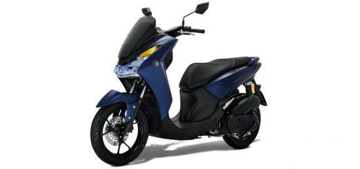 scooter yamaha LEXi 125 cc
