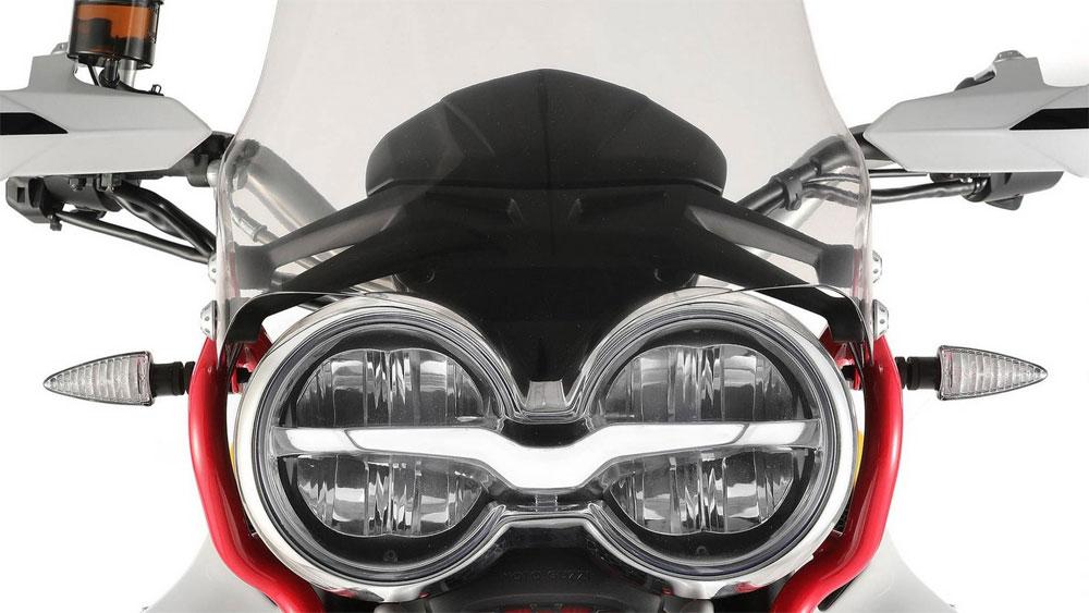 Moto Guzzi V85: llegaría en enero de 2019