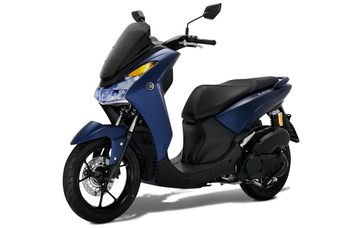 Yamaha lanzó en Asia el scooter LEXi 125 cc