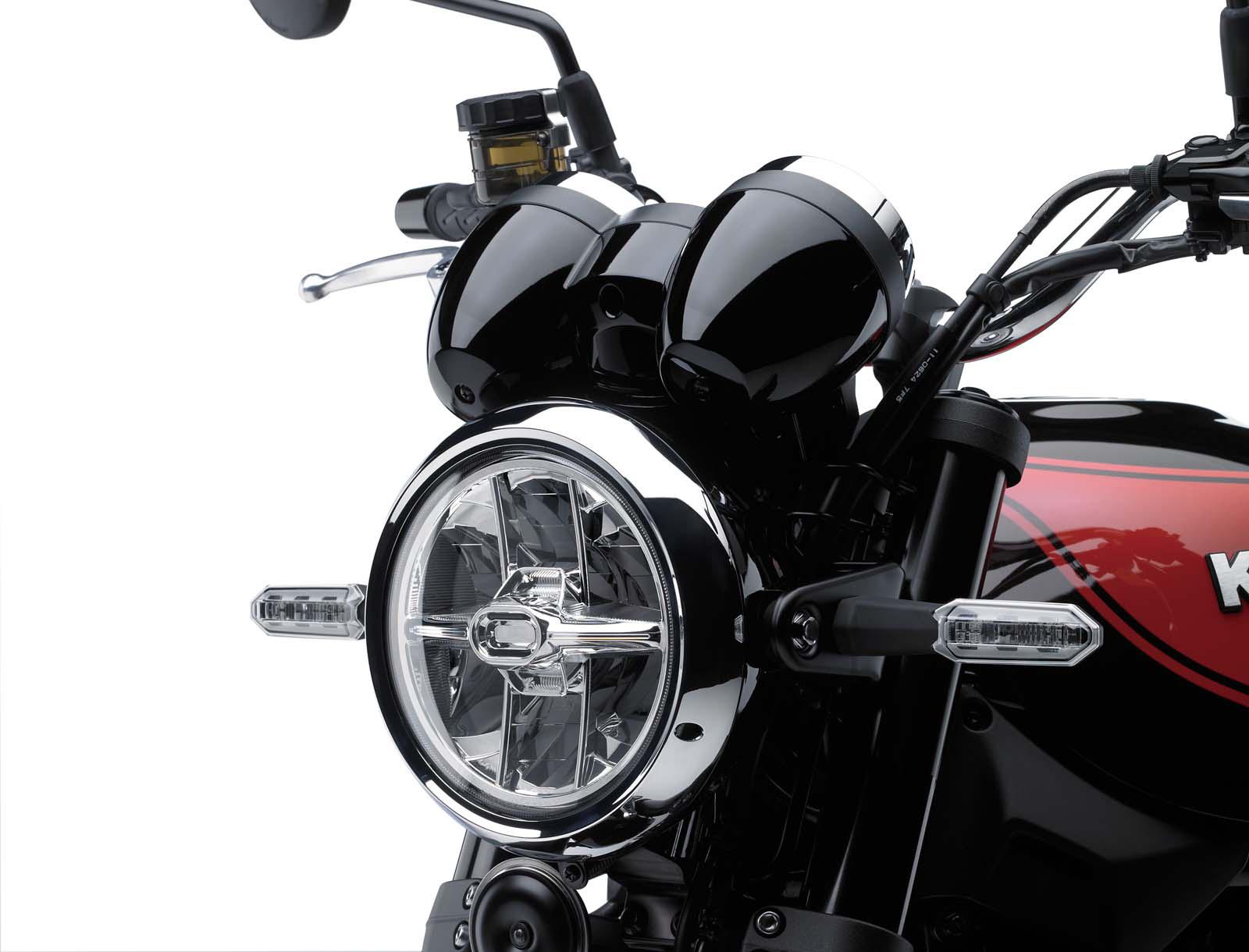 Lanzamiento: Nueva Kawasaki Z900RS 2018 en Argentina