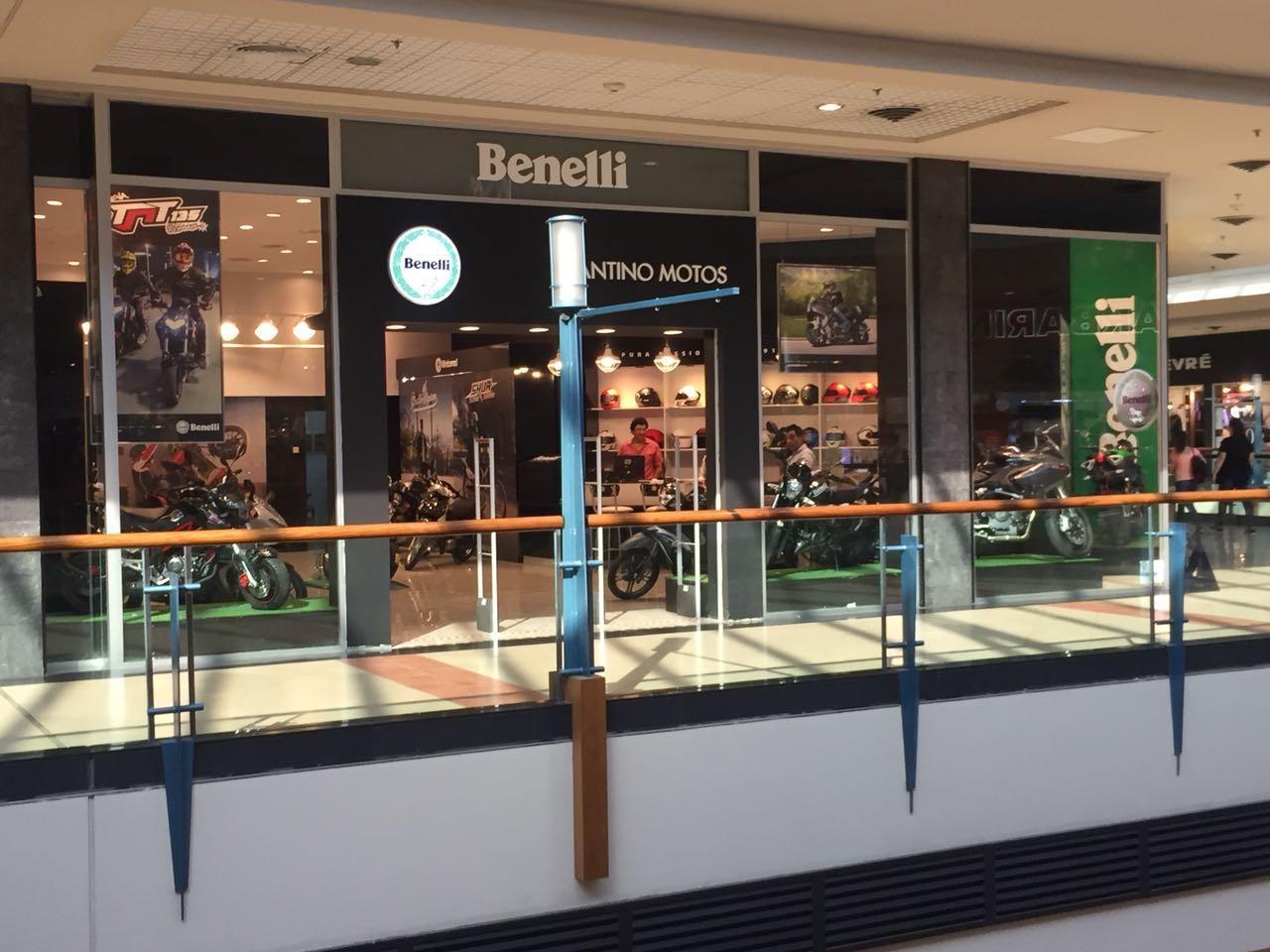 Nuevo Benelli Store en Rosario