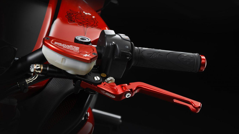 """MV Agusta Brutale 800 RR edición """"Lewis Hamilton"""""""