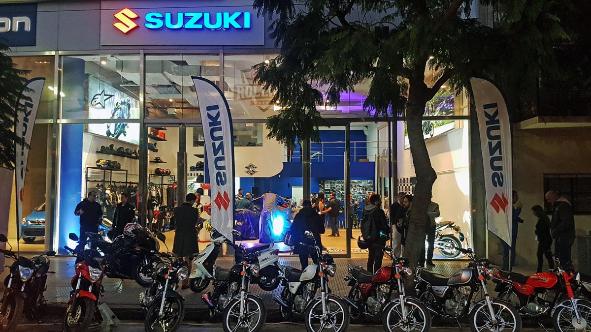 concesionario suzuki rolling motors