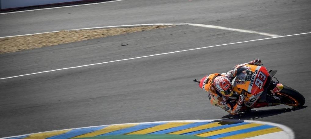 MotoGP: Marc Márquez ganó en Le Mans