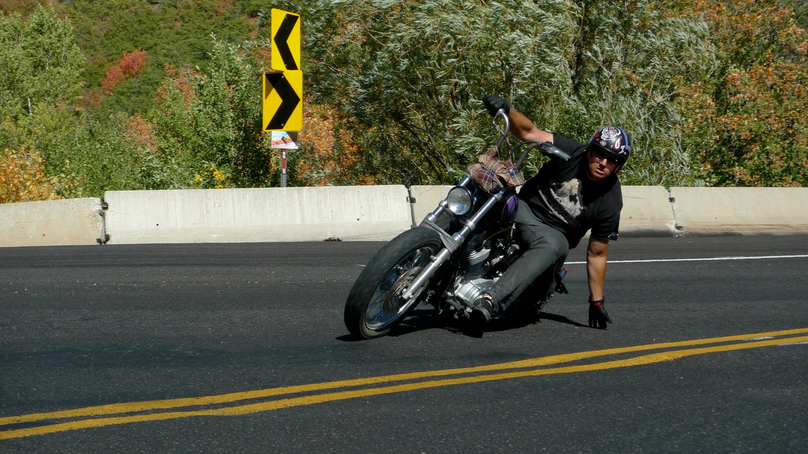 Cómo prepararse para andar en moto (2ª parte)
