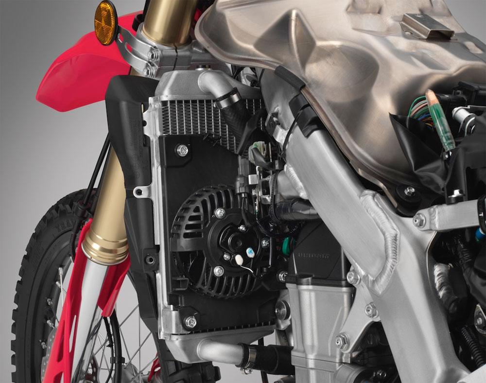 Nueva Honda CRF450L ENDURO