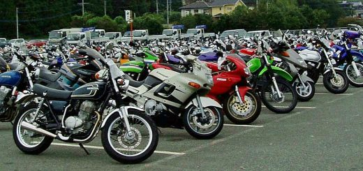 used motorbikes