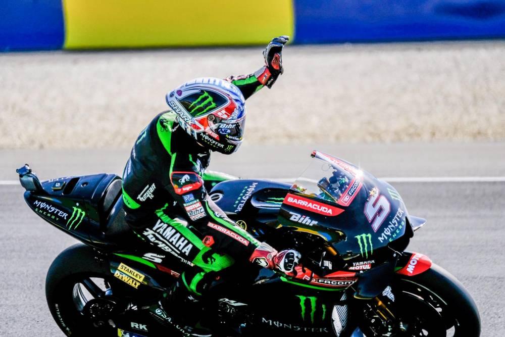 MotoGP Le Mans: resultados clasificación Nº 2