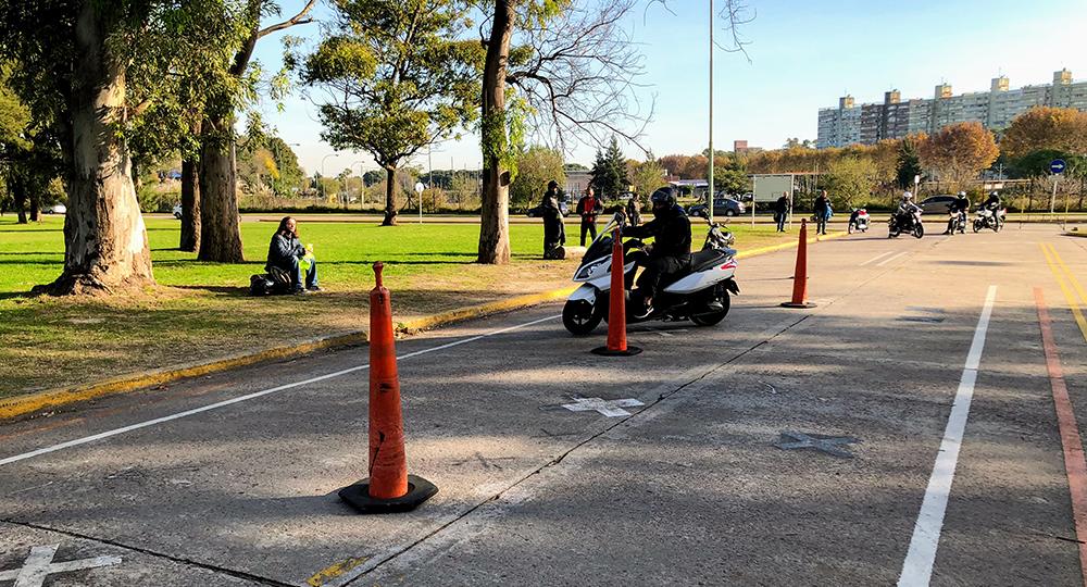 Campaña de Acara Motos sobre Seguridad Vial