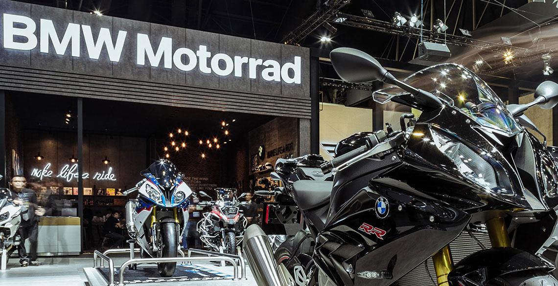 BMW y KTM estarán en al Salón Internacional de la Motocicleta Argentina 2018